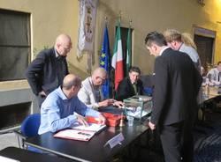 Nuovo consiglio comunale di Samarate