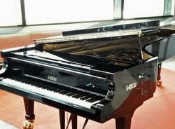 pianoforte fazioli aeroporto malpensa