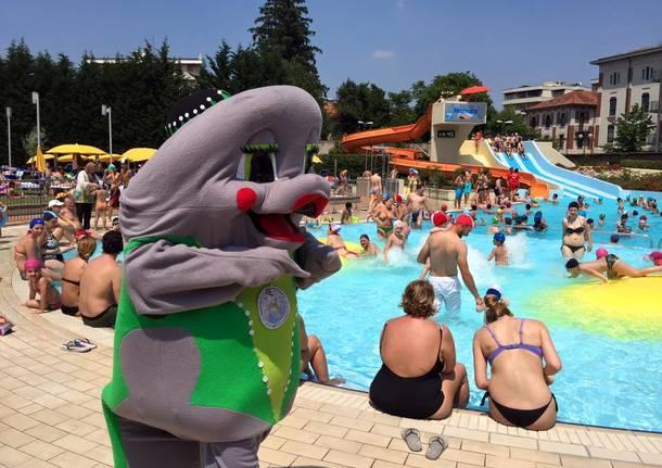 piscine manara estate busto arsizio