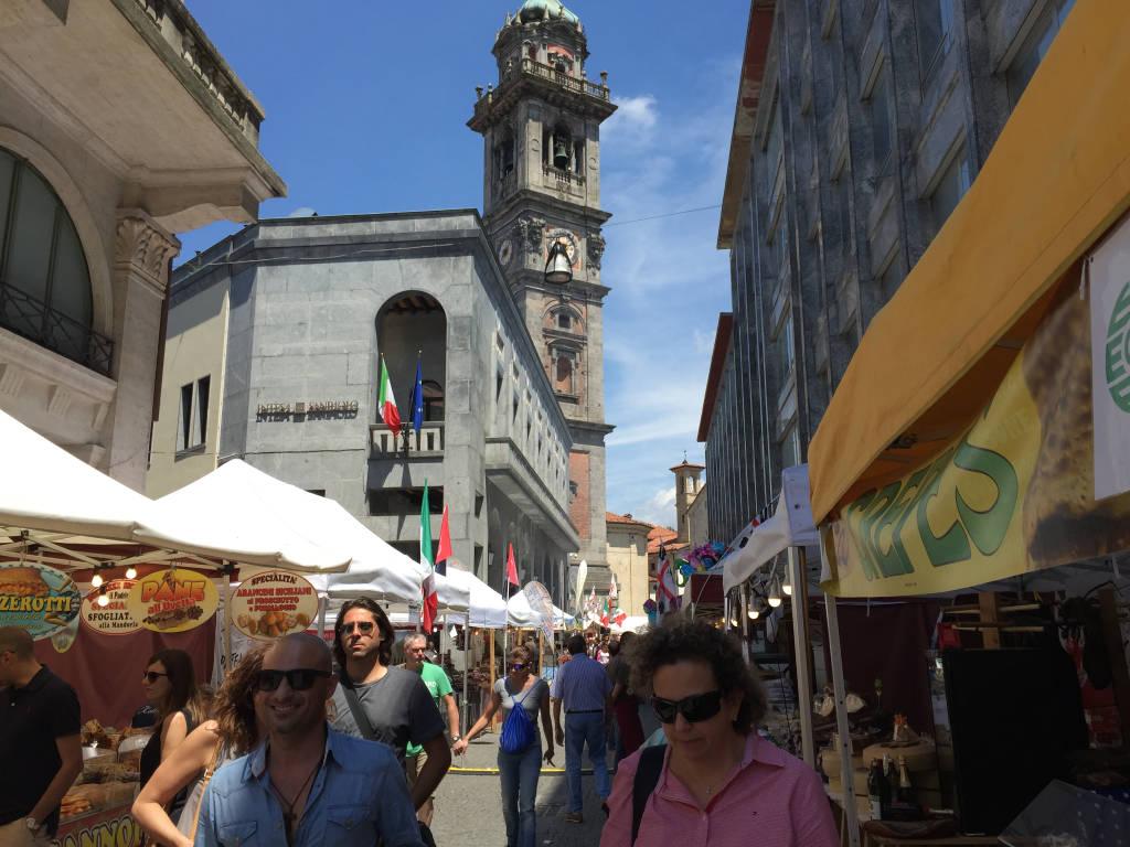 Platea Cibis a Varese