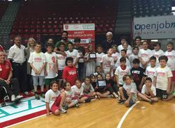 premiazioni iniziativa basket una scuola di vita varese