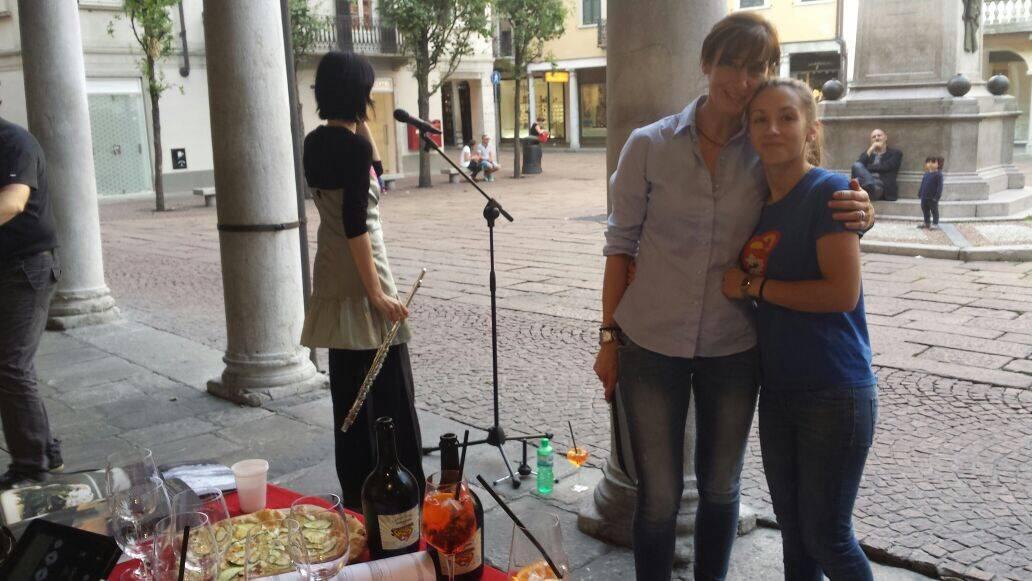 radiopopolare in tour a Varese