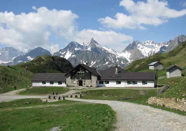 rifugio alpino Val Formazza