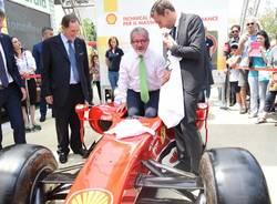 Roberto Maroni e l'appello per salvare il GP di Monza