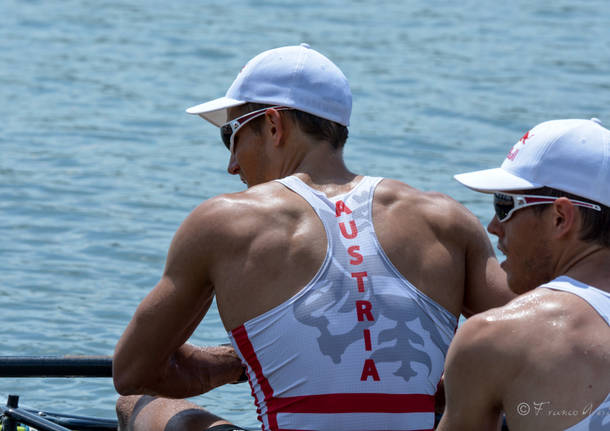 Rowing e pararowing ai mondiali
