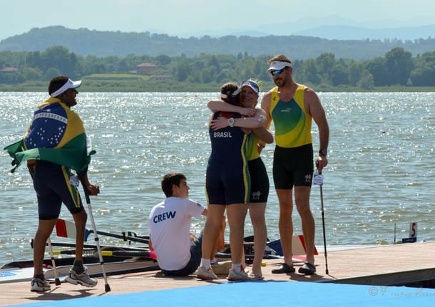 Rowing e pararowing ai mondiali