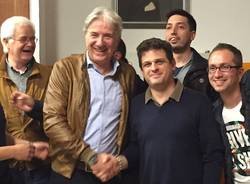 samuel lucchini fabio felli elezioni gemonio 2015