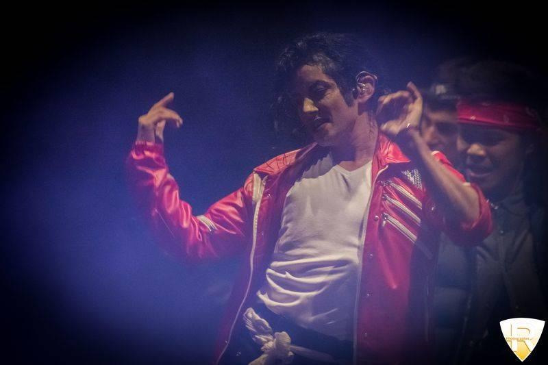 Sergio Cortes, tributo a Michael Jackson