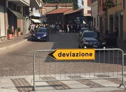 Somma Lombardo chiusa per Salvini