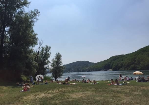 Spiaggia al Ticino