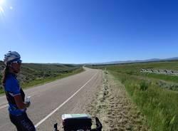 transamerica trail, claudia ronchetti, in viaggio con varesenews,