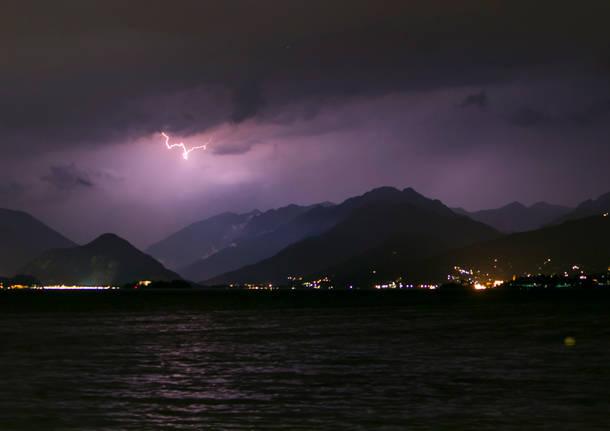 Un temporale da urlo