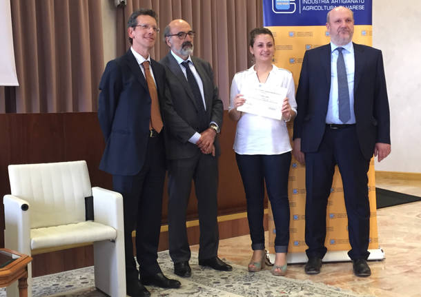 Universitari premiati alla Camera di Commercio