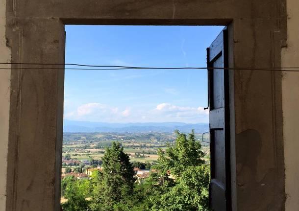Via Francigena settimana tappa: da Altopascio a San Miniato