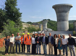 Arcisate Stabio, sesto compleanno in cantiere