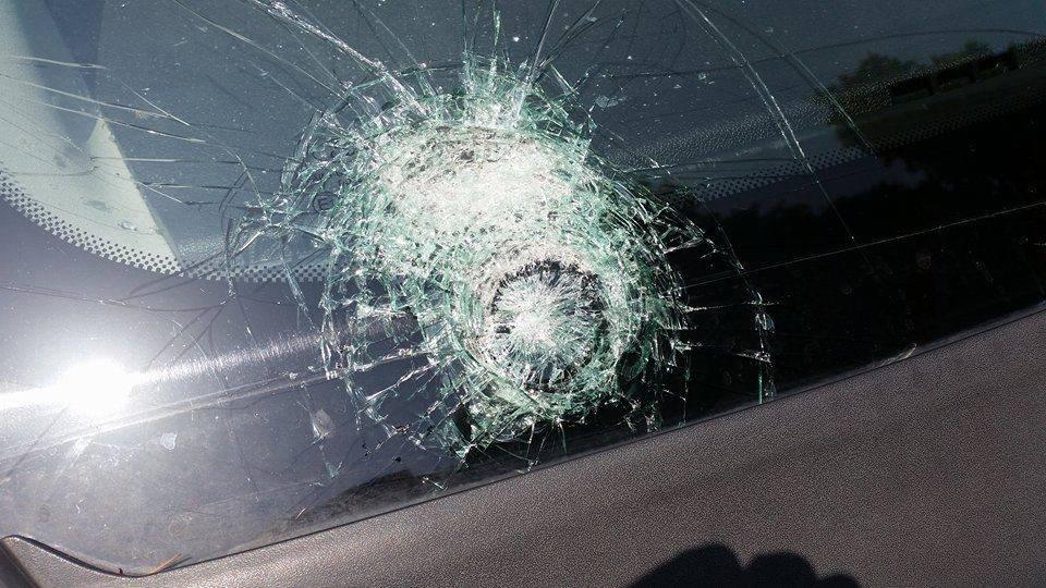 Foto riguardo l\'incidente di stamane sull'autostrada A8 tra Castronno e Gazzada Schianno 5-07-15