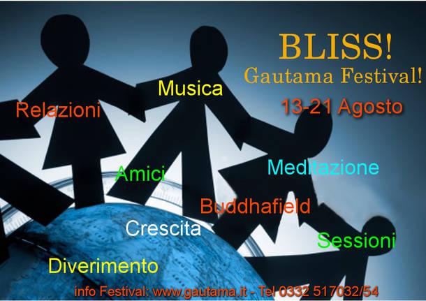 BLISS - festival d\'estate