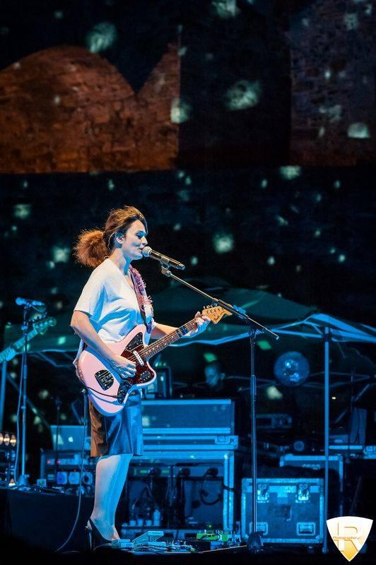 Carmen Consoli in concerto a Bellinzona per Casle On Air
