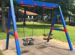 cassano magnago parchi giochi parco magana