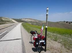 claudia ronchetti transamerica trail in viaggio con varesenews