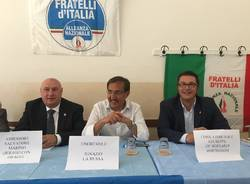fratelli d'italia gallarate