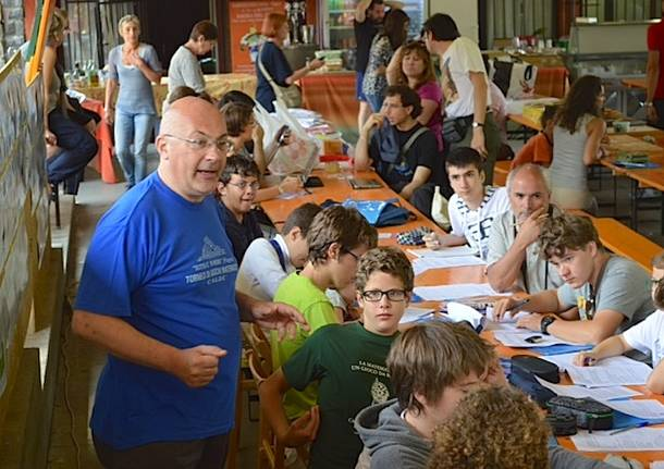 Il Festival della Matematica a Castelveccana