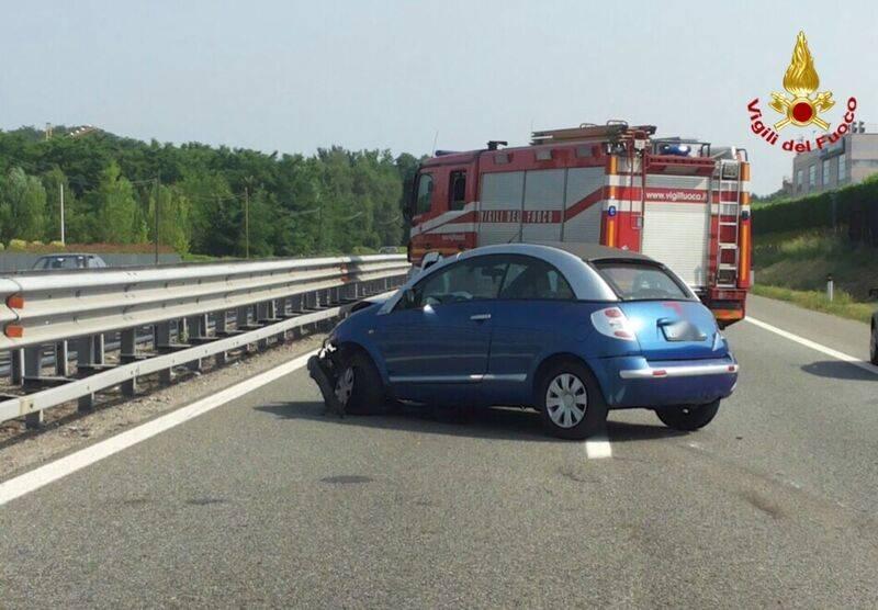 incidente a8 autostrada