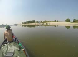 La canoa rossa - seconda tappa