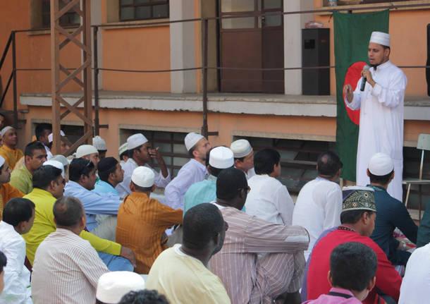 La festa per la fine del Ramadan