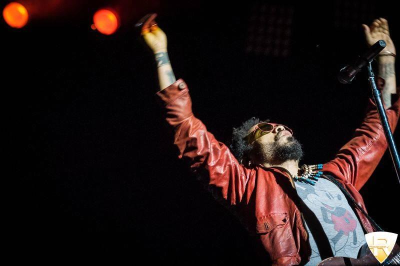 Lenny Kravitz in concerto a Locarno