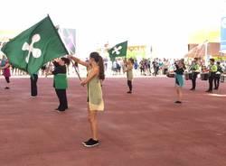 Marching band al Cardo, una è di Sumirago