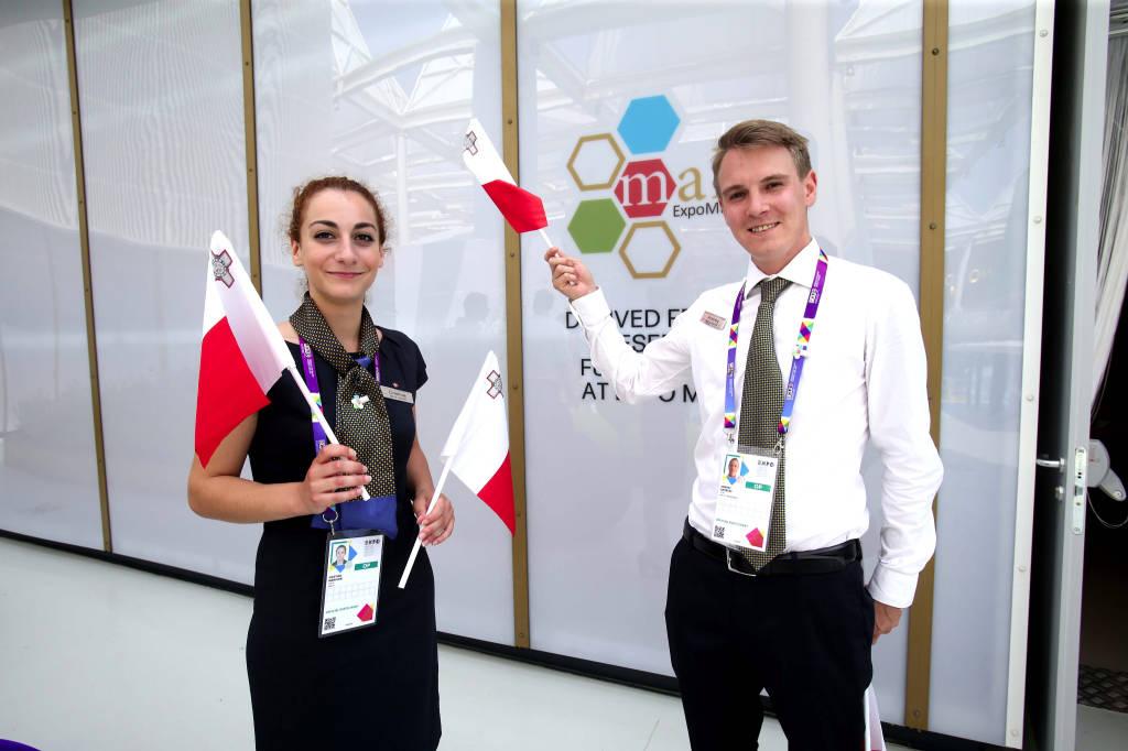 National Day Malta Expo2015