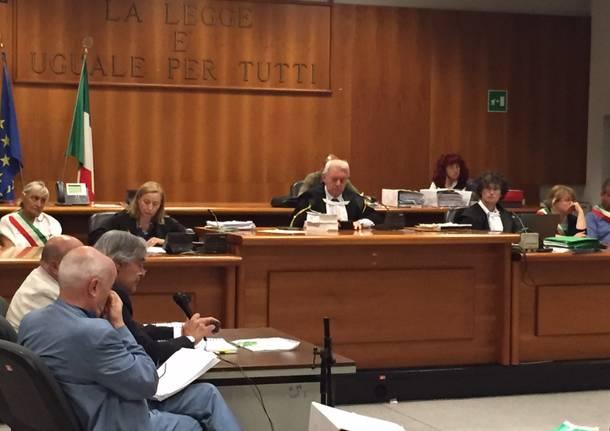 Processo Uva tribunale Varese