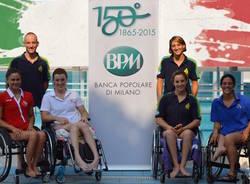 progetto acquario polha banca popolare di milano nuoto disabili
