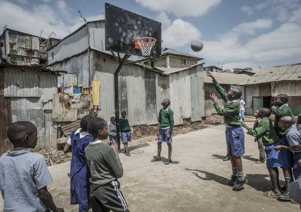 Slums Dunk, quando il basket è speranza