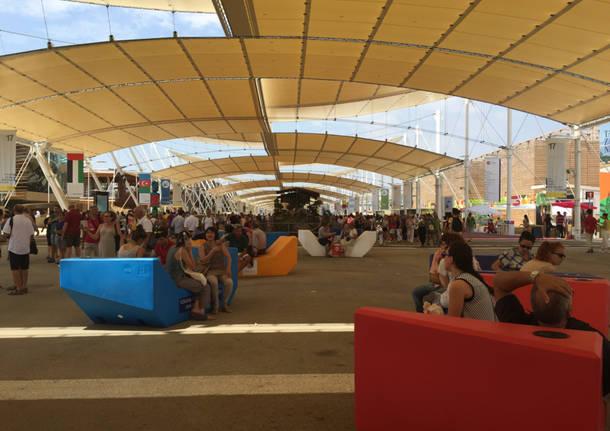 Un sabato a Expo