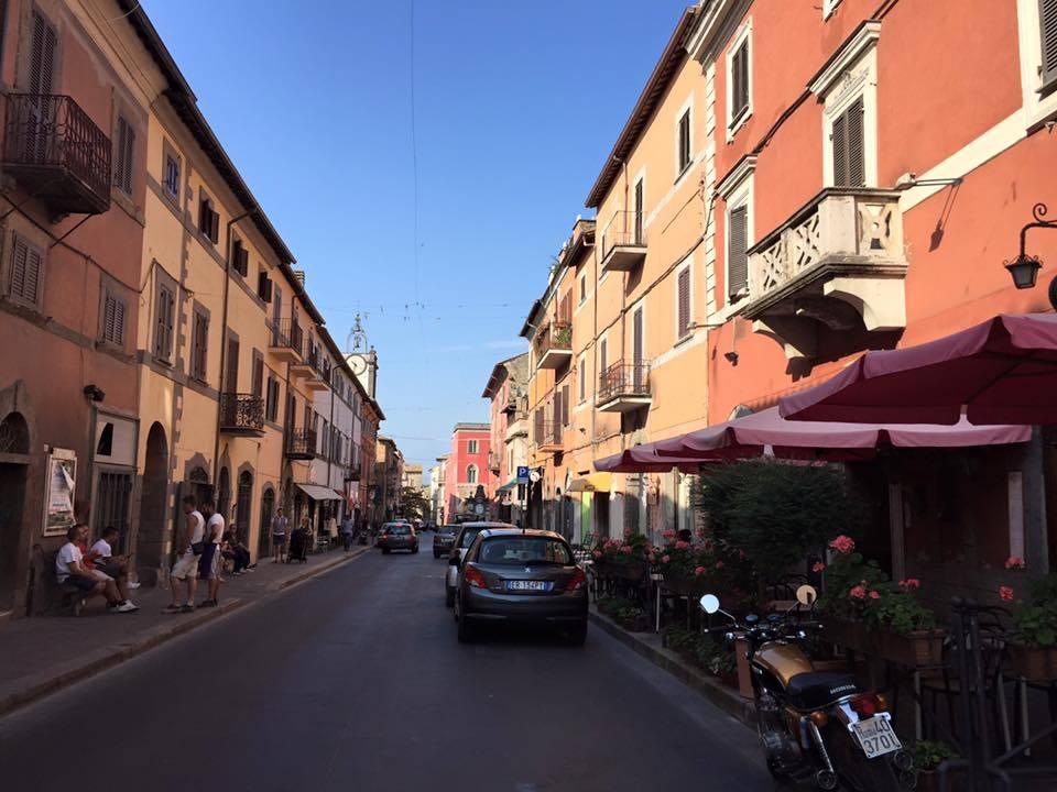 Via Francigena, ventesima tappa: da Sutri a Campagnano