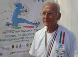 vincenzo Menafro podismo cassino master 80