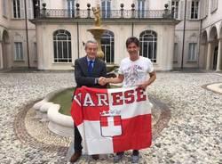 Accordo tra Provincia e Varese Calcio per utilizzo del campo alle Bustecche