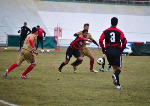 amichevole varese verbano 2013 calcio