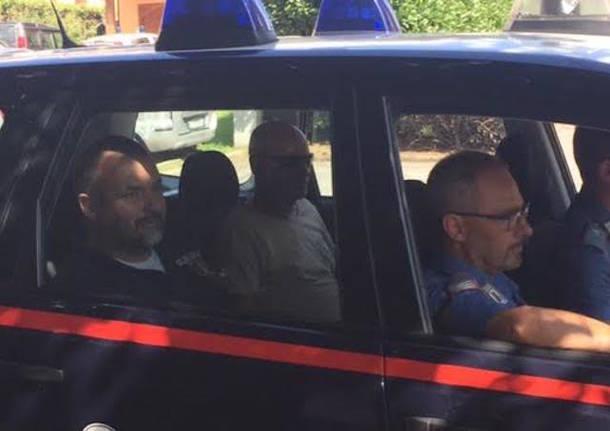 Arresto Verbano 17 agosto 2015
