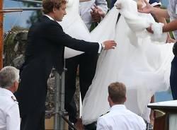 Beatrice Borromeo Pierre Casiraghi - Il matrimonio in Rocca