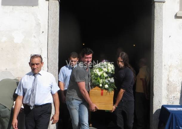 L'addio a Oliviero Bellinzani