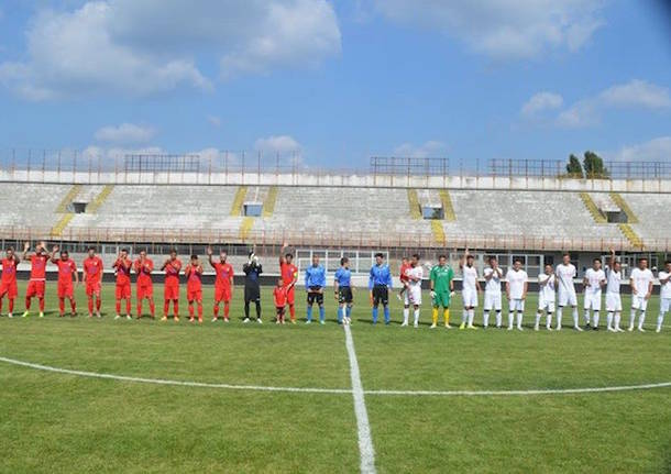 calcio amichevole varese caravaggio 2015 foto ezio macchi