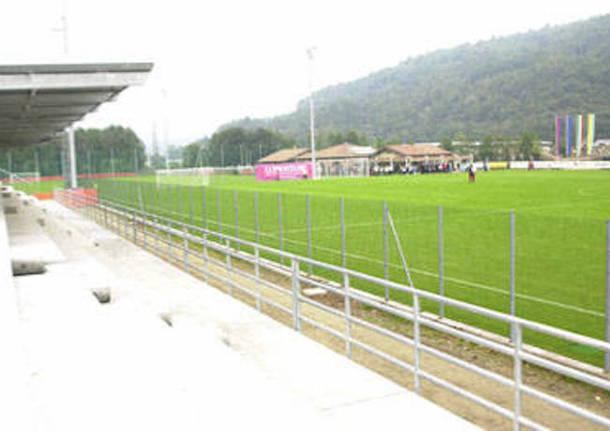 campo sportivo luino margorabbia