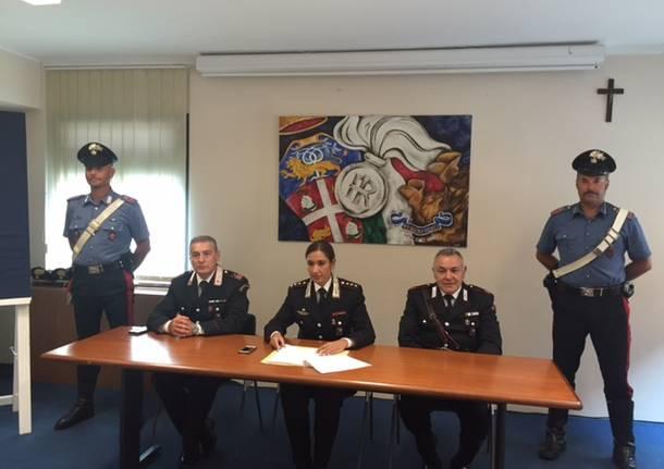 carabinieri (Baldassarre, Corona)