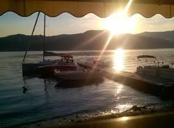 tramonto angera