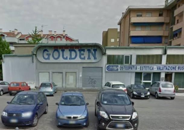 cinema golden legnano