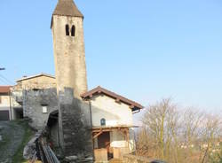 cittiglio chiesetta e gnoccata di san biagio