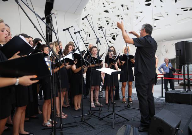 coro liceo musicale varese expo